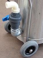 Vypouštěcí ventil